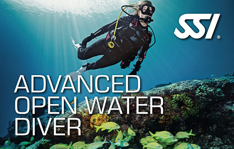 Advanced Open Water Diver Course At Maalhos In Baa Atoll Maldives